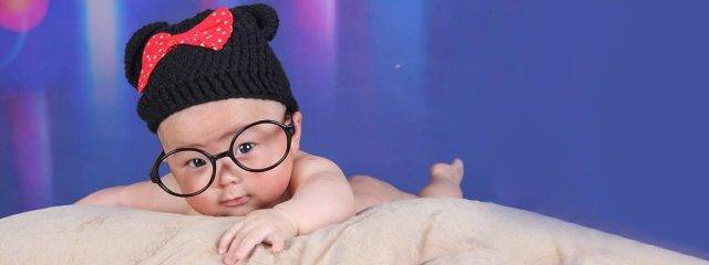 baby big glasses hat 1280x480